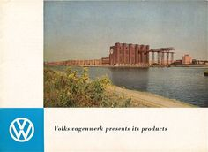 VW - 1952 - Volkswagenwerk presents its products -  7-52b PT 210 E-30 - [1390]-1