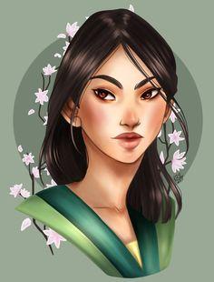 Mulan by KarotheKreator.deviantart.com on @DeviantArt