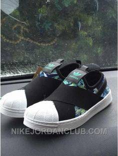 http://www.nikejordanclub.com/adidas-superstar-slipon-shoes-black-blue-women-3640-ajbt2.html ADIDAS SUPERSTAR SLIP-ON SHOES BLACK BLUE WOMEN 36-40 AJBT2 Only $76.00 , Free Shipping!