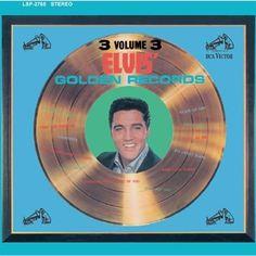 Elvis Presley - Elvis Golden Record Volume 3 180g Import Vinyl LP