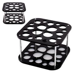 Docolor 20 Hole Makeup Brush Holder Tree Stand Accessories Air Drying Rack Organizer Cosmetic Shelf Tools >>> To view further for this item, visit the image link.