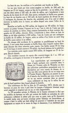 """""""Armement et équipement de l'infanterie française"""" de Margerand"""