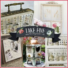 Cottage Chic Upcycling