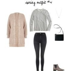 Spring Capsule Wardrobe Outfit #4