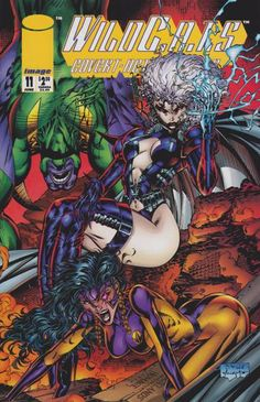 WildC.A.T.s: Covert Action Teams #11 - Gateway: Part Two (Issue)