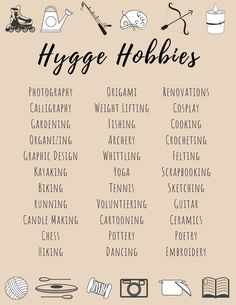 Whether that be knitting, painting, kayaking or sculpting, here are the 10 Reasons You Should Make Time for a Hobby. There's nothing more hygge than. Hobbies To Try, New Hobbies, Make Time, How To Make, Hygge Life, Self Care Activities, Train Hard, Self Improvement, Self Help
