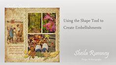 SheilaRumney.com: Photoshop Friday - Creative Projects