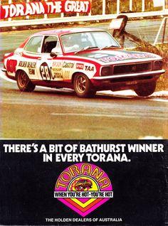 Aussie Muscle Cars, Best Muscle Cars, Holden Torana, Holden Australia, V8 Supercars, Classic Race Cars, Australian Cars, Muscle Power, Sports Sedan