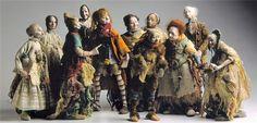 Удивительные куклы E.J. Taylor / Авторская кукла известных дизайнеров / Бэйбики. Куклы фото. Одежда для кукол