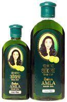 Amla oil: for oil hair treatments