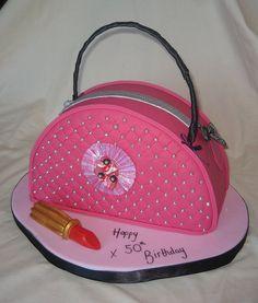 23 Best Handbag Cake Images