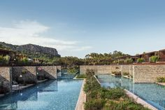 Maxx Royal Kemer Resort and Spa by Baraka Architects (Antalya, Turkey) Antalya, Karuizawa, Studio Arthur Casas, World Architecture Festival, Architecture Awards, Diy Crafts For Home Decor, Outdoor Seating Areas, Outdoor Spaces, Hotel Interiors