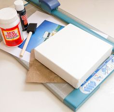 DIY Square Canvas Prints | POPSUGAR Smart Living