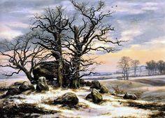 by Johann Christian Dahl