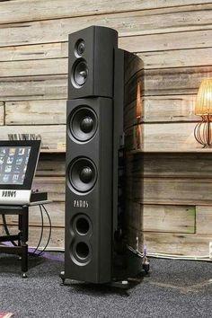Pro Audio Speakers, Audiophile Speakers, Tower Speakers, Hifi Audio, Stereo Speakers, Home Theater Speaker System, Audio System, Audio Design, Speaker Design