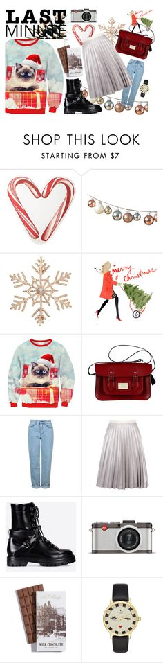 """""""holidaygifts"""" by rubyw00 on Polyvore featuring мода, Draper James, John Lewis, Topshop, Antipodium, Valentino, Leica, Kate Spade, polyvorefashion и Holidaygifts"""