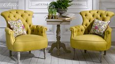 Chairs by Voyage