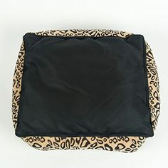 USE -  Hollypet Big Pet Bed Lux Plush Rectangular Quality Dog Bed Removalbe Washable Cover Zippered