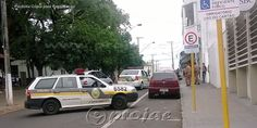 Movimentação de Policiais no centro da cidade assusta transeuntes - http://projac.com.br/noticias/movimentacao-de-policiais-centro-da-cidade-assusta-transeuntes.html
