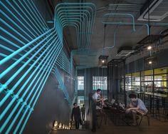 Gallery of Hubba-to / Supermachine Studio - 7