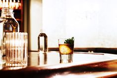 Enjoy a thoughtfully crafted cocktail at The Patterson House!