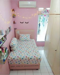 Cool Room Decor, Cute Bedroom Decor, Room Design Bedroom, Girl Bedroom Designs, Teen Room Decor, Home Room Design, Kids Room Design, Small Room Bedroom, Bedroom House Plans