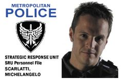 Michelangelo 'Spike' Scarlatti Flashpoint Tv Series, Cop Show, Keep The Peace, Old Shows, Great Tv Shows, Film Music Books, Me Tv, Michelangelo, Movies Showing