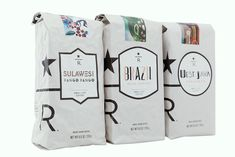 Starbucks Launches Premium Coffee Subscription — Design News (Apartment Therapy Main) Cool Packaging, Coffee Packaging, Bottle Packaging, Brand Packaging, Coffee Logo, My Coffee, Coffee Shop, Starbucks Reserve