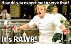 hehe Hell's Kitchen Gordon Ramsay