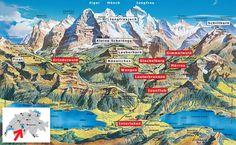Welcome   Jungfrau Region   Grindelwald   Wengen   Mürren   Lauterbrunnen