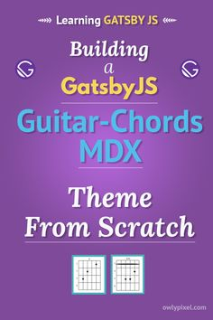 In this tutorial, we're building a GatsbyJS theme that adds the ability to create a live-editable chord diagrams in MDX posts on your website. If this sounds like something that you'd like to know more about, here's the count: one...two...three...four... let's get playing!