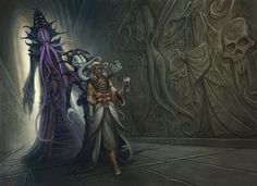 thrall of an illithid