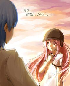Angel Beats!, Yui (Angel Beats!), Hinata Hideki