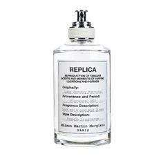 "MARTIN MARGIELA ""Lazy sunday morning Replica"" Eau de toilette 100ml #perfume_bottle #fragrance #design"