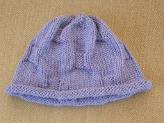 Free Knitting Pattern - Hats: Stepping Stones Cap