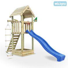 Kletterturm Wickey Harry`s Magic Tower + , Kletterturm für Ihren Garten