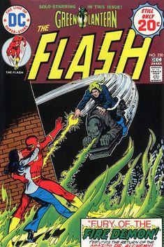 The Flash (1959 series) #230
