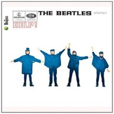 The Beatles Album Covers - Help - http://www.beatlesfansunite.com/beatles-album-covers-help/