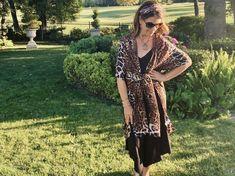 Style On A Dime: The Under $25 Kimono From Amazon - Ask Suzanne Bell Summer Kimono, Casual Elegance, Kimono Fashion, Real Women, New Look, Wrap Dress, Kimono Top, Jumpsuit, Swimsuits