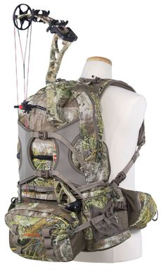 New OutdoorZ Backpack Camping Hunting Archery Bow Pathfinder Carry Bag Pack Cam in Sporting Goods, Hunting, Hunting Accessories | eBay