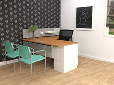 Stretch Benching System | Private Office | Exclusively From Conklin Office  Furniture | Conklinoffice.com