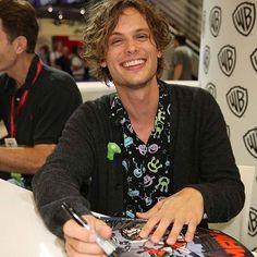I LOVE your Smile, Matthew!!!!