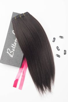 clip on extensions how to use