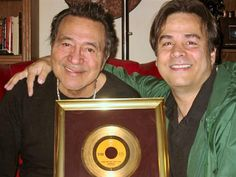 Stephen Pisani - SAG Actor, Stuntman, Composer, Musician with Lolly and gold record