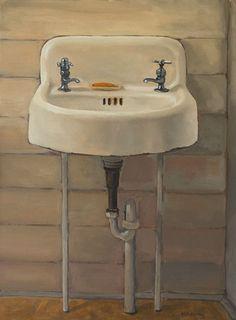 antonio lopez garcia bathroom - Google Search