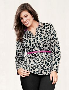 View All Plus Size Womens Tops | Lane Bryant