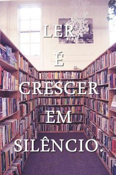 Read is grow up in silence