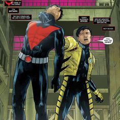 Tim Drake is at the mercy of a brainwashed Terry McGinnis! What did you think of…
