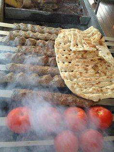 Kebab Persian Style