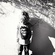 Monkey boy #monkeyface tee #everythingsonsale #cute #kid #monkey #mima photo: @hayley2217  www.miniandmaximus.com